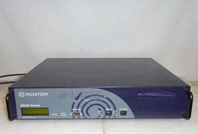 Packeteer Packet Shaper 6500 Network Monitor 065-10004337 *No HDD*
