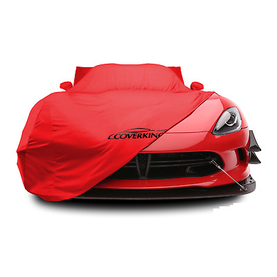 COVERKING Satin Stretch™ indoor CAR COVER Custom Made 2012-15 Mercedes-Benz SLK
