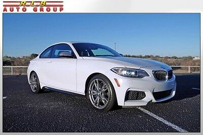 2014 BMW 2-Series M235i Coupe 2014 M235i Coupe Low Miles Immaculate One Owner Navigation Harman/Kardon More!