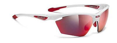 Rudy Project Stratofly Rpo. Multilaser Red Rpo. Multilaser Red White Gloss Glas