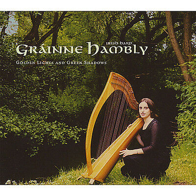 Gráinne Hambly, Grai - Golden Lights & Green Shadows [New CD]