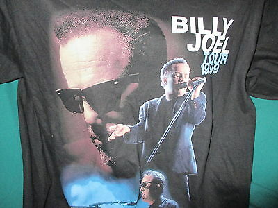 Billy Joel Tour 1999 T Shirt Size Xl