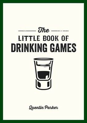 The Little Book Of Drinking Games (Litte Book) (Paperback), Parker, Quentin, 97.