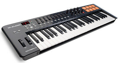 M-AUDIO Oxygen 49 Mk4 USB MIDI-Keyboard