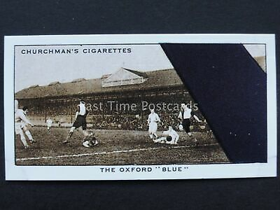 No.39 THE OXFORD BLUE Well Known Ties A Series REPRINT of Churchman 1934