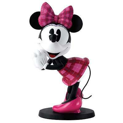 Disney Enchanting Collection Scottish Minnie Statement Figurine New Boxed A27544