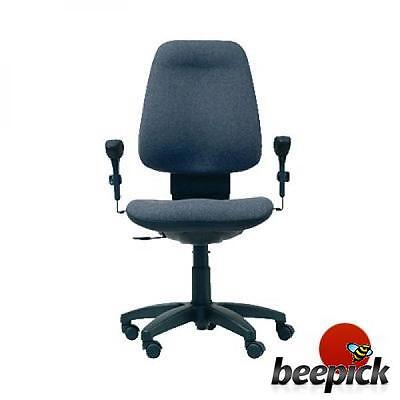 5Star Vienna-Office Chair Ergonomic with Permanent Contact Mechanism #5742