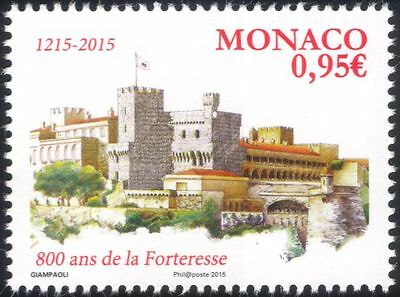 Monaco 2015 Fortress/Palace/Buildings/Architecture/History/Heritage 1v (mc1060)