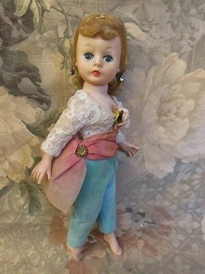 1957 Cissette Doll in Toreador Outfit Variation