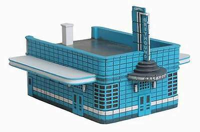 Imex N Scale Greyhound Bus Station Built-Up Building