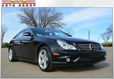 2008 Mercedes-Benz CLS-Class CLS550 Sport Premium II 2008 CLS550 AMG Sport Package 24,000 MILE Loaded P2 New Michelins Nav Keyless Go