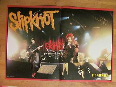 Slipknot, Two Page Centerfold Poster