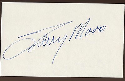 Cards & Papers Jessica Walter Signed Index Card Signature Vintage Autographed Auto Autographs-original