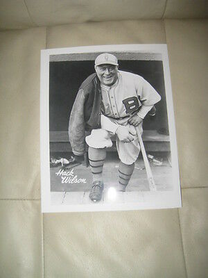 Hack Wilson  8 X 10 Unsigned Picture