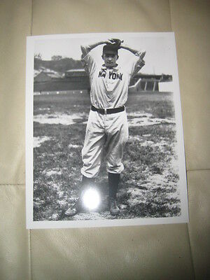 Cristey Mathewson 8 X 10 Unsigned Picture