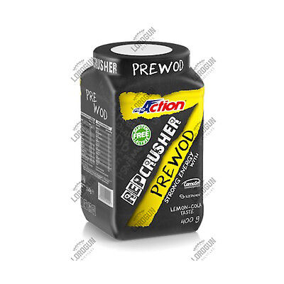 Integratore Proaction Rep Crusher Pre Wod Workout Dietary Supplement