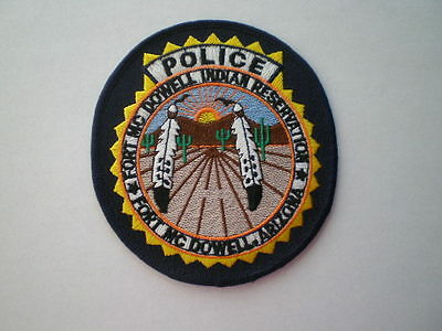 Arizona AZ Ft Mc Dowell Indian Tribe Reservation Tribal Police patch