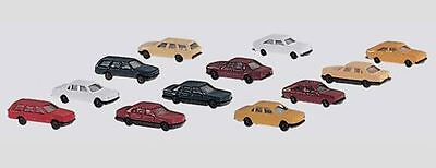Marklin Z Scale 8904 Cars Automobile BMW VW Mercedes Kit 12-Pack *NEW $0 SHIP
