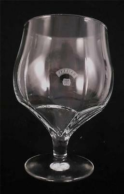 Bailey's Irish Cream Tulip Stemmed Etched Celtic Logo Cordial/Snifter Glass Vtg