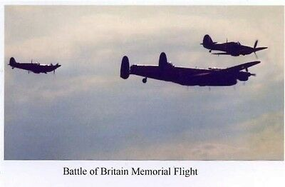Battle of Britain Memorial Flight Hurricane Lancaster Spitfire