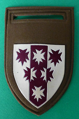 6  Medical Battalion Group South Africa Sadf African Army Medic Arm  Patch