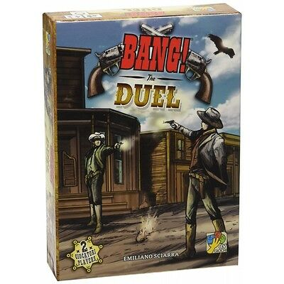 Bang! The Duel Card Game Brand New