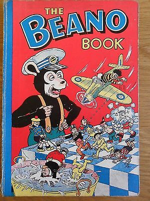 The BEANO Book 1956 very good condition throughout - NOT signed
