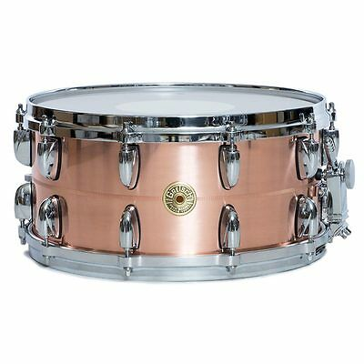 Gretsch USA Copper 14x6.5in Snare Drum with Free Bag