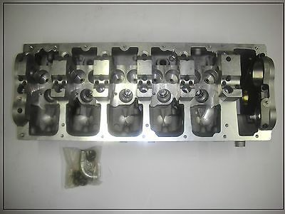 Volkswagen Vw 2.5 Tdi 5 Bare Cylinder Head Crafter Transporter Touareg Axd-Axe