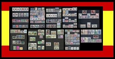 Spain 1965/1980-MNH-16 Complete Year Sets-53 Pages~~FREE POST~~