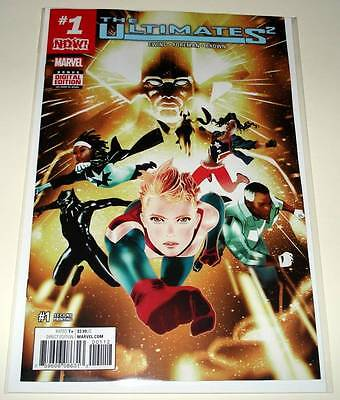 The ULTIMATES 2 # 1  Marvel Comic  February 2017  NM 2nd PRINTING VARIANT COVER