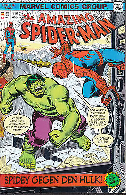 The amazing Spider-Man Nr. 119 / ND
