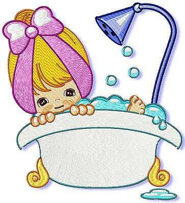 Adorable Grace 10 Machine Embroidery Designs Cd 3 Sizes Included
