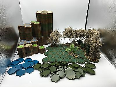 HeroScape Huge Lot with over 50 figures