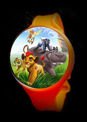 Lion Guard  - 8 Toy Watches - Party Favors Watch Birthday Pinata Kids