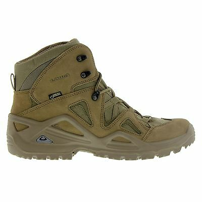 Lowa Zephyr Gore-Tex Olive Mens Boots