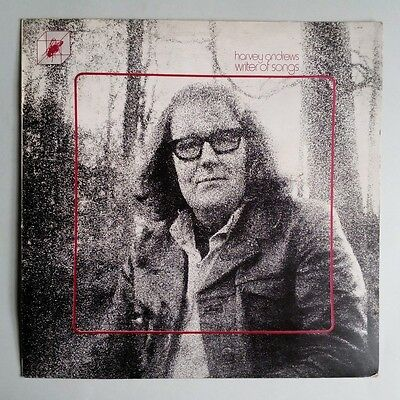 Harvey Andrews - Writer Of Songs - Vinyl LP UK 1972