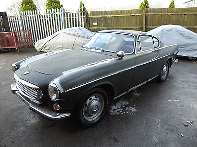 Volvo P1800S 1.8 2Dr Coupe(1967) Green Lhd Exc Project! Barn Find! Prices Rising