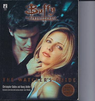 Buffy The Vampire Slayer  The Watcher's Guide 1998