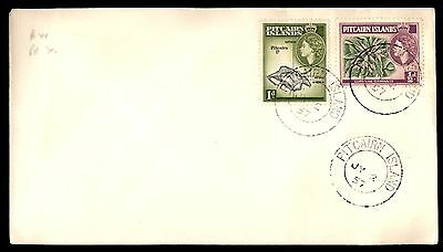 Pitcairn Island QEII 1957 Pictorials First Day Cover FDC
