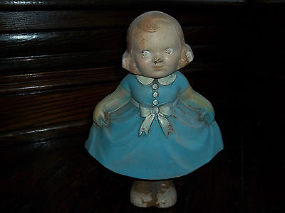 Vintage Double Nodder Doll