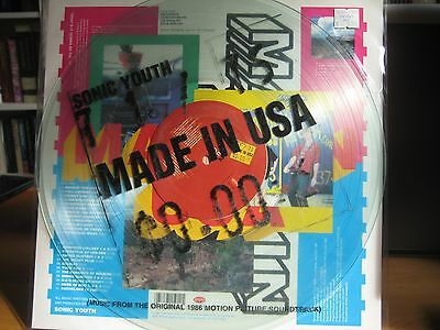 Sonic Youth Made in USA album