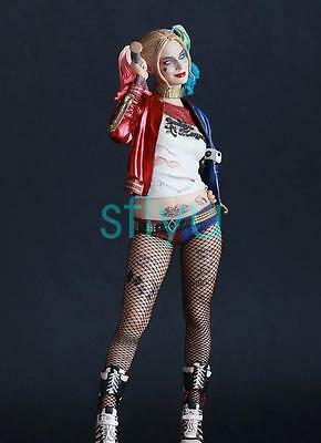 """Crazy Toys Dc Comics Suicide Squad Harley Quinn 12"""" Figure Figurine New In Box"""