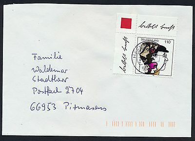 GERMANY 1998(?) COVER Addressed #a81 SG2834 CV £1.40+
