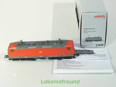 Märklin H0 37439, E - Lok, BR 143 DB, rot, digital, mfx+, sound, OVP