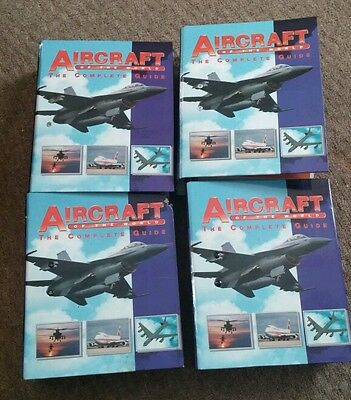 Aircraft of the World - The Complete Guide 4 Binders 6-700 Sheets.