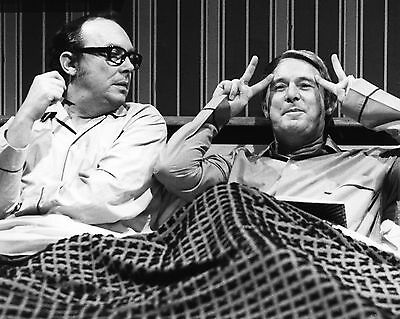"Morecambe and Wise 10"" x 8"" Photograph no 1"