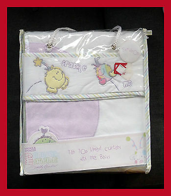 """**NEW** M&S """"My Unusual Friends by Sally Hunter"""" nursery curtains WAS £29.50"""