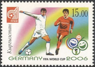 Kyrgyzstan 2006 World Cup Football/WC/Sport/Games/Soccer/Animation 1v (n44535)