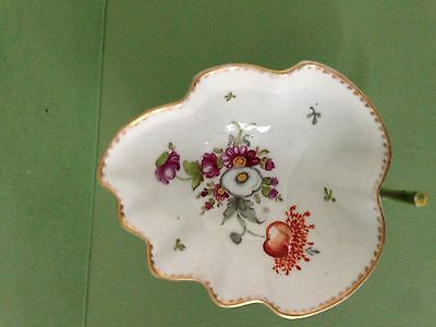 SUPERB MEISSEN PICKLE DISH BY ERNST TEICHERT 1880's